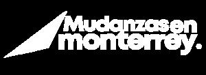 mudanzas monterrey logo blanco